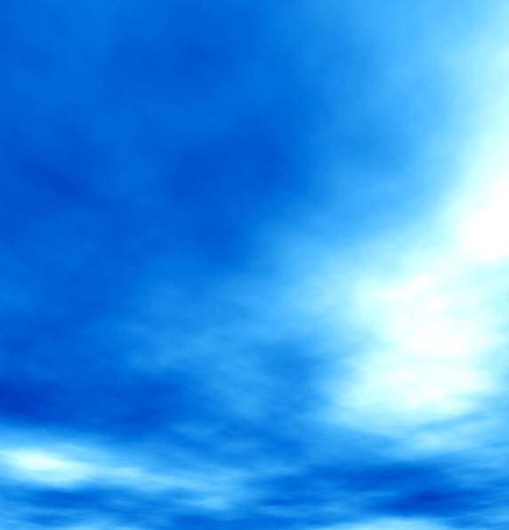 Интересное небо