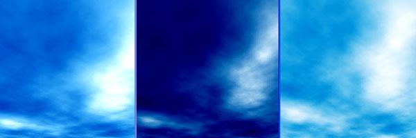 Разные виды неба